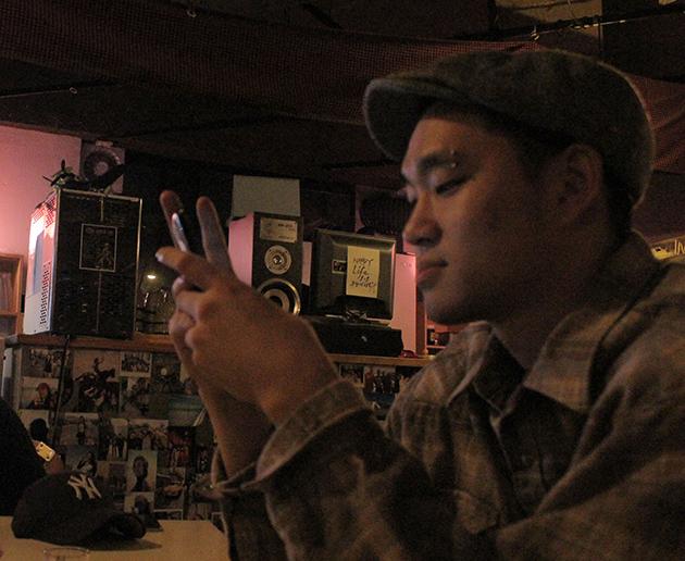 add8dc3e399 힙 : 예전에도 한번 얘기했었지만 블랭타임 랩이 챈스더래퍼(Chance The Rapper)랑 되게 비슷했었다.